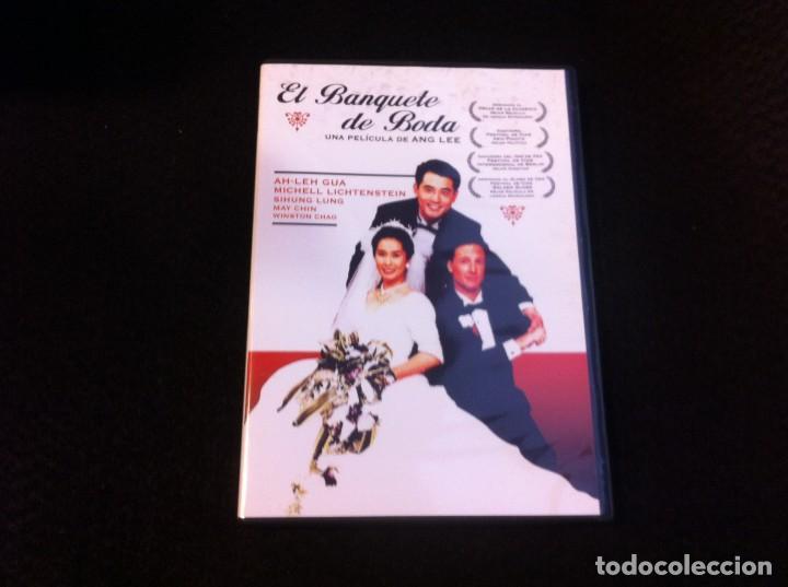 PELÍCULA DVD. EL BANQUETE DE BODA (Cine - Películas - DVD)