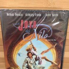 Cine: LA JOYA DEL NILO DVD - PRECINTADO. Lote 161743209