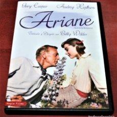 Cine: DVD - ARIANE - DIR. BILLY WILDER. Lote 161849402