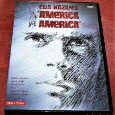 Cine: DVD - AMERICA, AMERICA - DIR. ELIA KAZAN. Lote 161849822