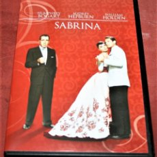 Cine: DVD - SABRINA - DIR. BILLY WILDER. Lote 161849862
