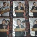Cine: 007 JAMES BOND. LOTE DE 20 PELÍCULAS EN CAJA METÁLICA CADA UNA. 2 DVD EN CADA CAJA. PAL ESP . Lote 161891762
