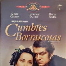 Cine: CUMBRES BORRASCOSAS. Lote 162042365