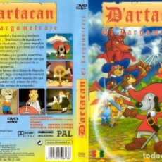 Cine: DVD DARTACAN, EL LARGOMETRAJE. Lote 162083042
