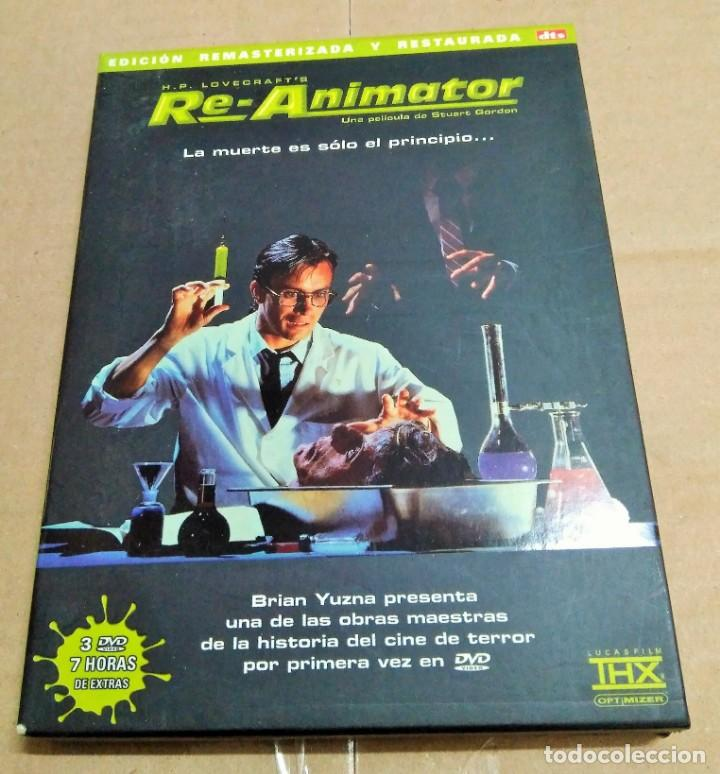 Cine: RE-ANIMATOR - Foto 1 - 162100654