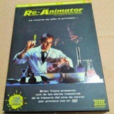 Cine: RE-ANIMATOR. Lote 162100654