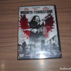Cine: MUERTE EN TOMBSTONE DVD DANNY TREJO MICKEY ROURKE NUEVA PRECINTADA. Lote 178758751