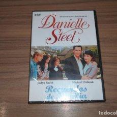 Cine: RECUERDOS DE FAMILIA EDICION ESPECIAL 2 DVD 169 MIN. DANIELLE STEEL NUEVA PRECINTADA. Lote 189076392