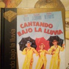 Cine - Cantando bajo la lluvia. DVD - 162320144