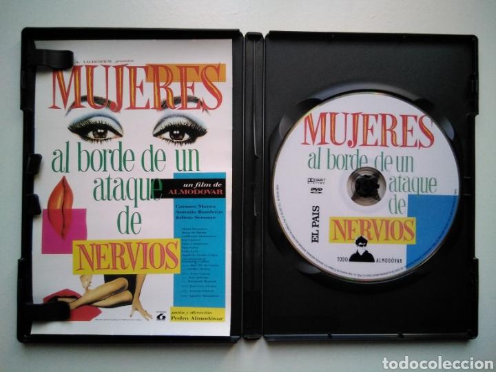 Cine: Pedro Almodóvar - Mujeres al borde de un ataque de nervios - Colección El País - Carmen Maura - Foto 2 - 162409216