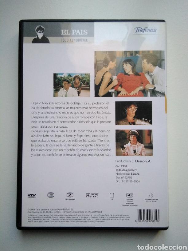 Cine: Pedro Almodóvar - Mujeres al borde de un ataque de nervios - Colección El País - Carmen Maura - Foto 3 - 162409216