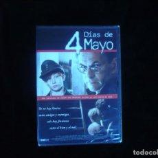 Cine: 4 DIAS DE MAYO - DVD NUEVO PRECINTADO. Lote 194232112