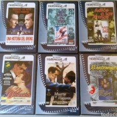 Cine: LOTE 33 PELÍCULAS EN DVD. COLECCIÓN ICONOS DE HOLLYWOOD.. Lote 100572083