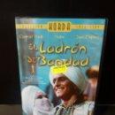 Cine: EL LADRÓN DE BAGDAD DVD. Lote 162543786