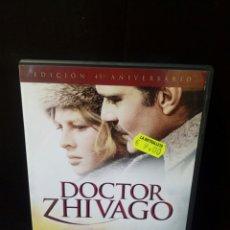 Cine: DOCTOR ZHIVAGO DVD. Lote 162544241