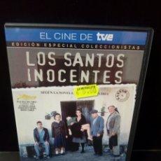 Cine: LOS SANTOS INOCENTES DVD. Lote 171347232