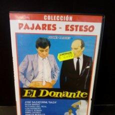 Cine: EL DONANTE DVD. Lote 176738068