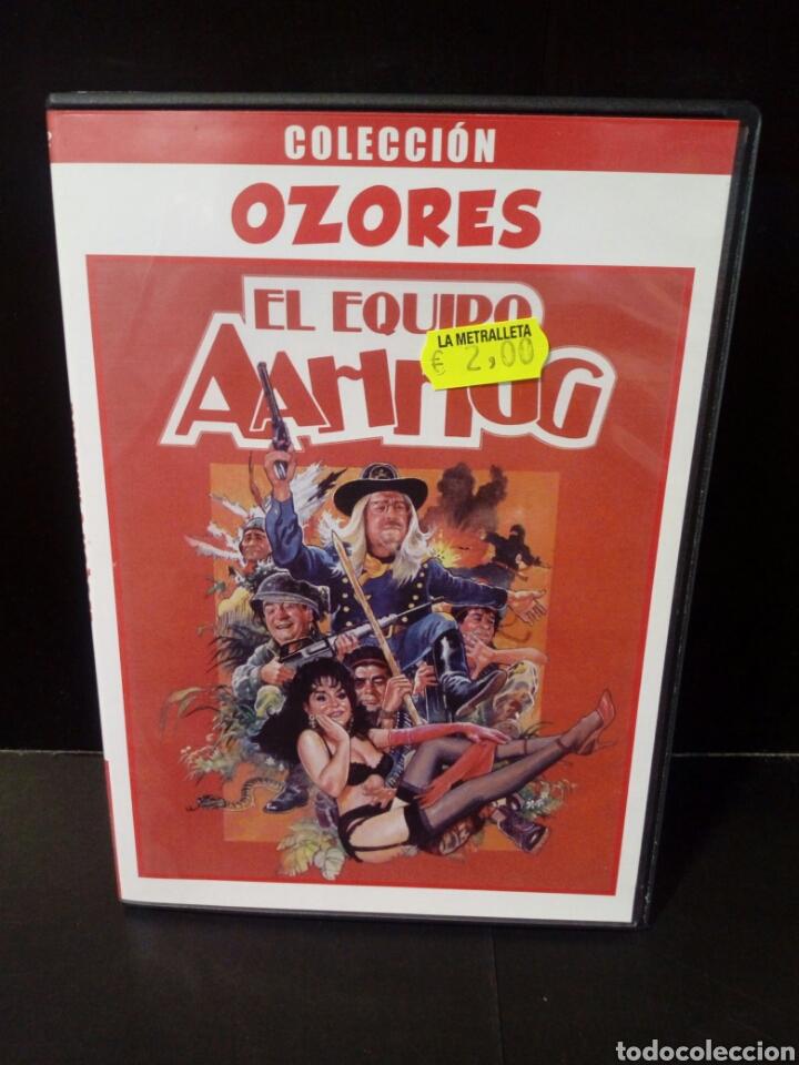 EL EQUIPO AAHHGG DVD (Cine - Películas - DVD)