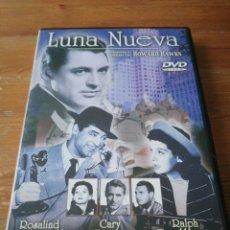 Cine: DVD LUNA NUEVA. HOWARD HAWKS. Lote 162573254