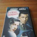 Cine: DVD LA SENDA TENEBROSA. Lote 162702514