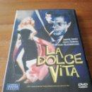 Cine: DVD LA DOLCE VITA. Lote 162704000