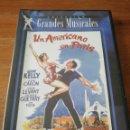 Cine: DVD UN AMERICANO EN PARÍS. Lote 162708170