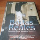 Cine: DVD BODAS REALES. FRED ASTAIRE.. Lote 162708574