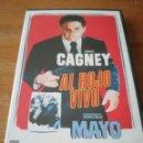 Cine: DVD AL ROJO VIVO. Lote 162709825