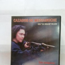 Cine: BJS.DVD.CAZADOR DE MEDIA NOCHE.BRUMART TU CINE.. Lote 162714550