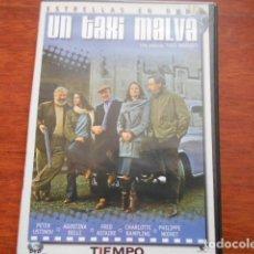 Cine: DVD UN TAXI MALVA. Lote 162716926