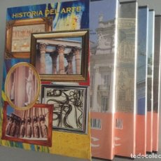Cine: HISTORIA DEL ARTE EN ESTUCHE, 5 DVDS. Lote 162770490