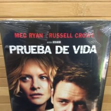 Cine: PRUEBA DE VIDA DVD - PRECINTADO -. Lote 162895388