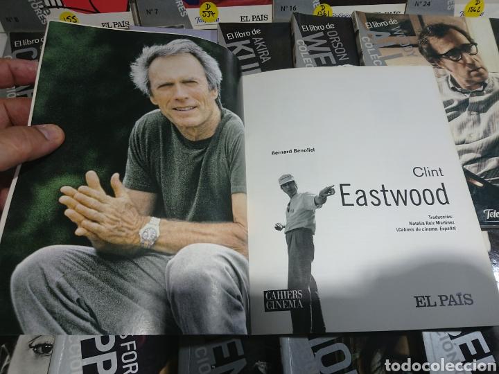 Cine: Gran Lote 16 Libros + 15 DVDs Colección Grandes Directores El País - Foto 4 - 162901777