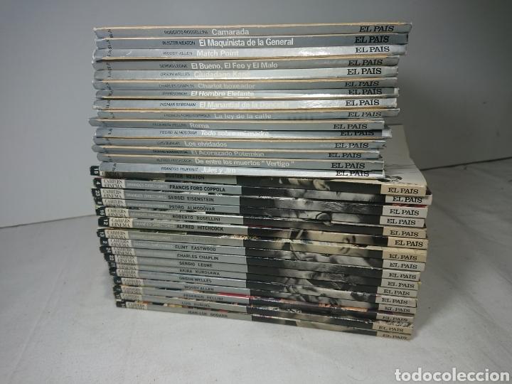 Cine: Gran Lote 16 Libros + 15 DVDs Colección Grandes Directores El País - Foto 5 - 162901777