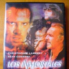 Cine: LOS INMORTALES (DVD). Lote 162902254