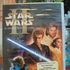 Cine: !!! STAR WARS II - VERSION 2 DVD REMASTERIZADA *** EDIC. ESPAÑOLA ***. Lote 163401466