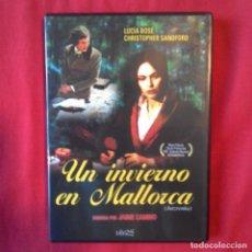 Cine: UN INVIERNO EN MALLORCA. JUTZRENKA. JAIME CAMINO LUCIA BOSE CHRISTOPHER SANDFORD. Lote 163414990