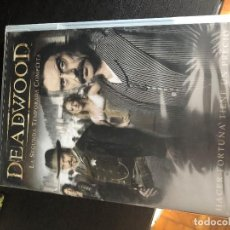 Cine: DEAD WOOD SEGUNDA TEMPORADA COMPLETA BALDA 1 . Lote 163555930