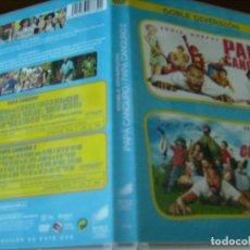 Cine: PAPA CANGURO / PAPA CANGURO 2 / DVD 2 DISCOS. Lote 163622226