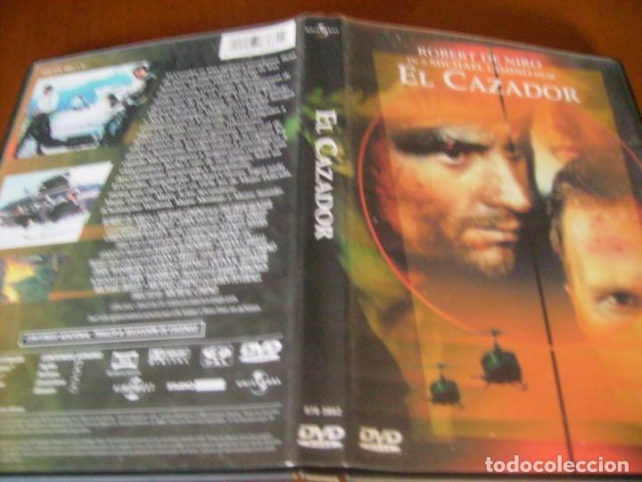 EL CAZADOR / ROBERT DE NIRO DVD (Cine - Películas - DVD)