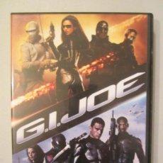 Cine: DVD G.I. JOE 1 Y 2. Lote 163773234