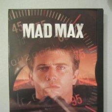 Cine: DVD TRILOGIA MAD MAX ESTUCHE CLASICO SNAPPER. Lote 163774518
