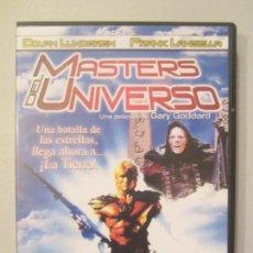 Cine: DVD MASTERS DEL UNIVERSO. Lote 163775822