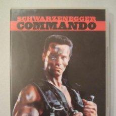Cine: DVD COMMANDO. Lote 163776046