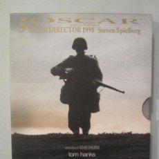 Cine: DVD SALVAR AL SOLDADO RYAN EDICION ESPECIAL. Lote 163776462