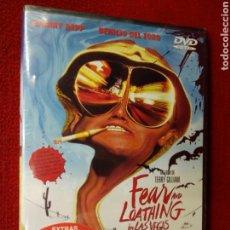 Cine: DVD (PRECINTADO) - MIEDO Y ASCO EN LAS VEGAS (TERRY GILLIAM). Lote 163832146