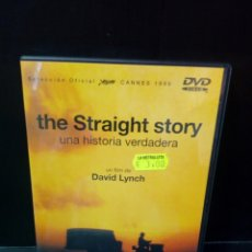 Cine: THE STRAIGHT STORY DVD. Lote 163845252