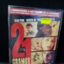 Cine: 21 GRAMOS DVD. Lote 163845573