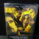 Cine: EL MERCADER DE VENECIA DVD. Lote 163845917