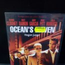 Cine: OCEAN'S ELEVEN DVD. Lote 163851245